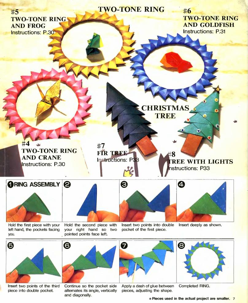 Оригами из модулей схемы поделок 23